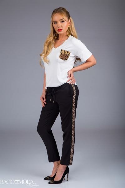 Pantaloni Bacio Di Moda New Collection COD: 3928